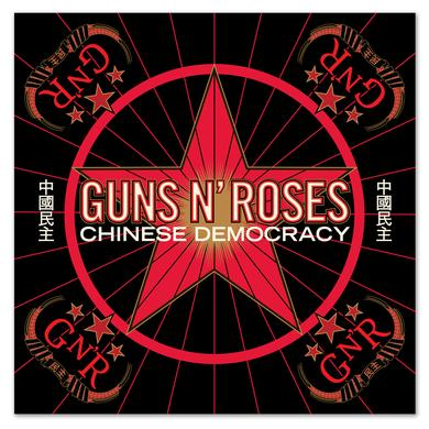 Guns N' Roses Chinese Democracy Bandana