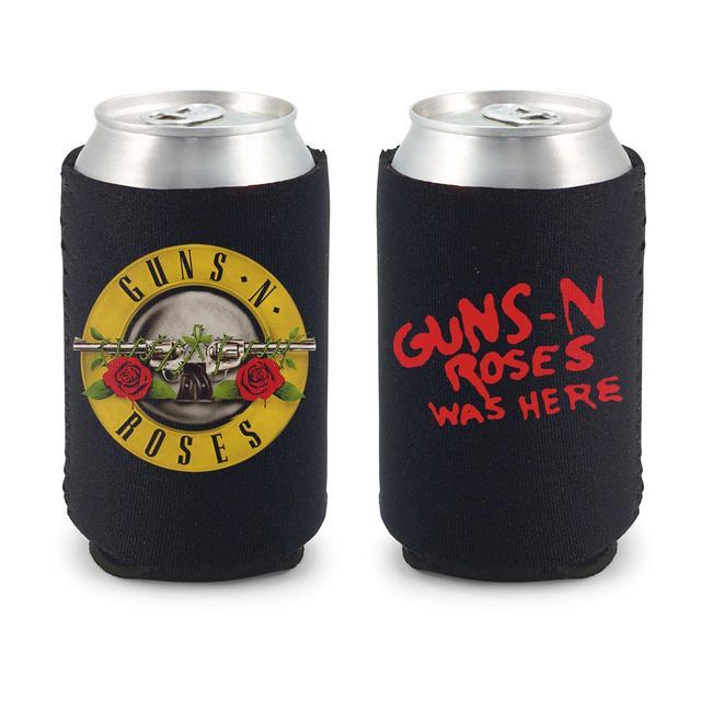 Guns N' Roses BULLET BLACK KOOZIE