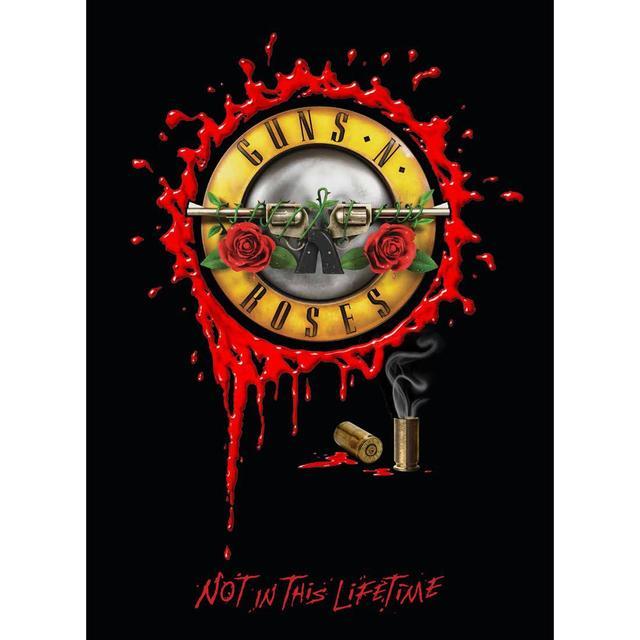 Guns N' Roses NOT IN THIS LIFETIME TOUR PROGRAM