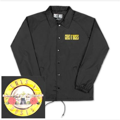Guns N' Roses Bullet Coaches Jacket