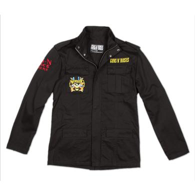 Guns N' Roses Gnr Cross Army Jacket