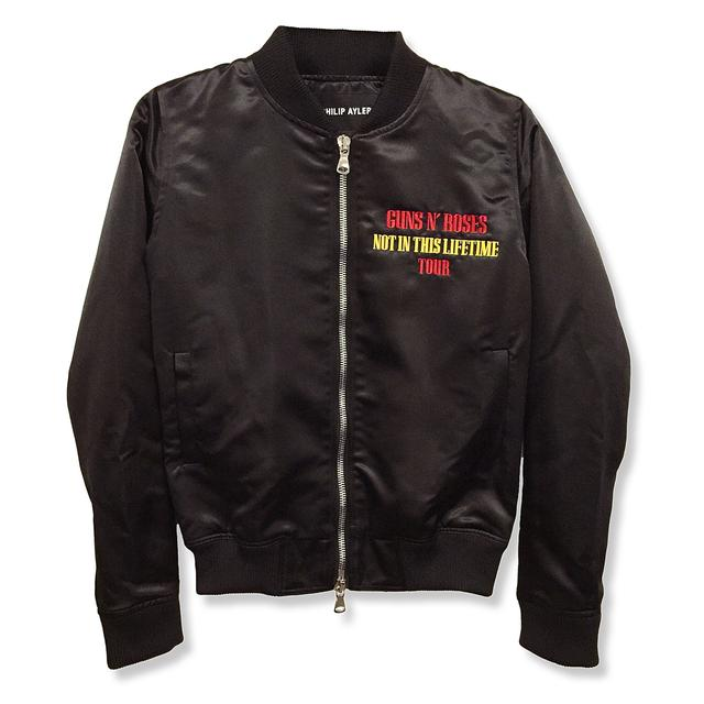 "Guns N' Roses GnR Limited Edition ""Not in This Lifetime"" Tour Jacket"