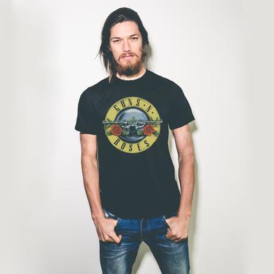 Guns N' Roses 1987 OG BULLET SEAL TEE
