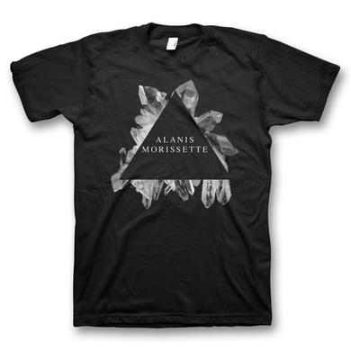 Alanis Morissette Gem Triangle T-Shirt - Men's (Black)