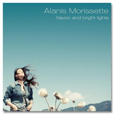 Alanis Morissette Havoc and Bright Lights CD