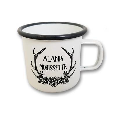Alanis Morissette Antlers Campfire Mug