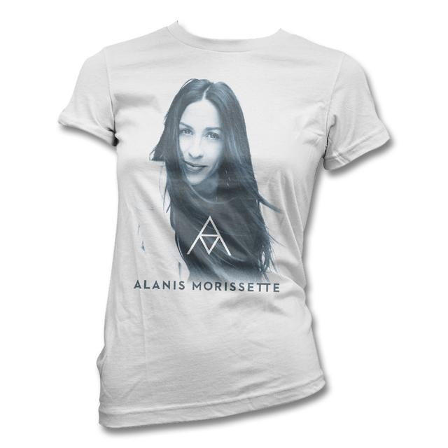 Alanis Morissette Photo T-shirt - Women's