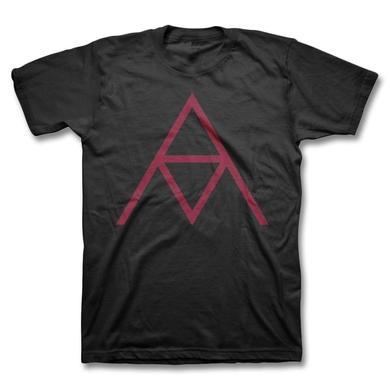 Alanis Morissette AM Logo T-shirt - Men's (Black)