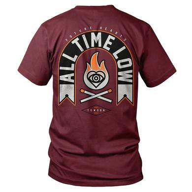 All Time Low Matchsticks T-shirt
