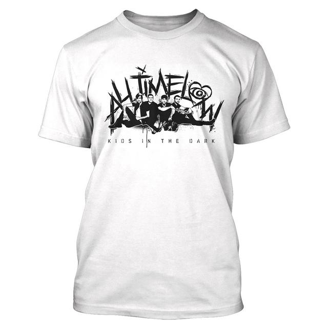 All Time Low Kids In The Dark T-shirt