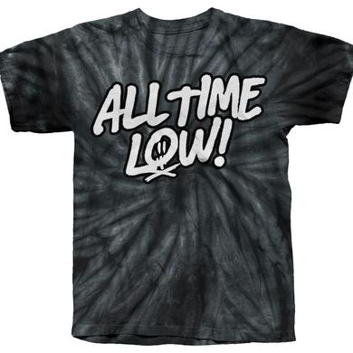 All Time Low Tie Dye T-shirt