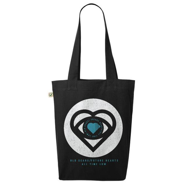 All Time Low Old Scars/Future Hearts Tote Bag
