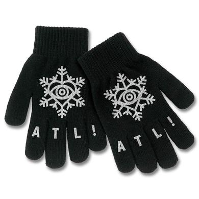 All Time Low Eye Flake Holiday Gloves