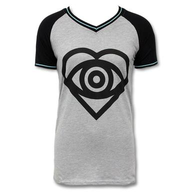 All Time Low Raglan V-Neck T-shirt