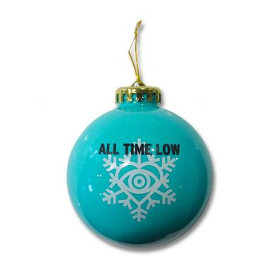 All Time Low 2015 Eyeflake Holiday Ornament