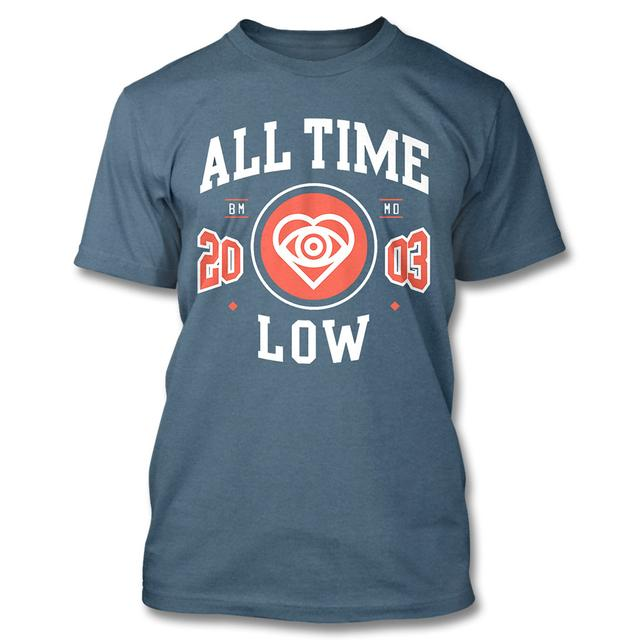All Time Low Oh Three Slim T-shirt