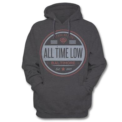 All Time Low Established Pullover Hoodie