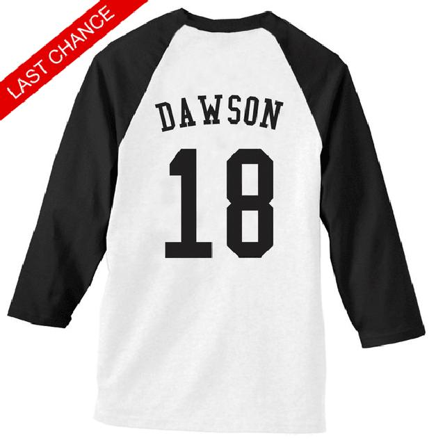 All Time Low Dawson Batter Up Baseball Tee
