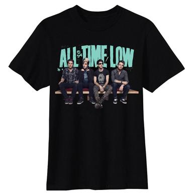 All Time Low Bench Press T-shirt