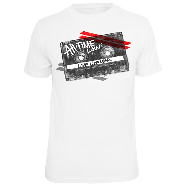 All Time Low Mixed Tape T-shirt
