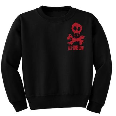 All Time Low We Go Down Crewneck Sweatshirt