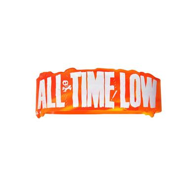 All Time Low Fiyah Wristband