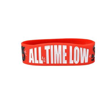 All Time Low Love Band Wristband