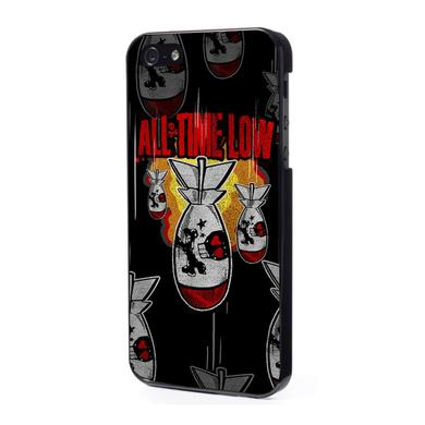 All Time Low Da Bomb iPhone Case - iPhone 4/4s & 5/5s