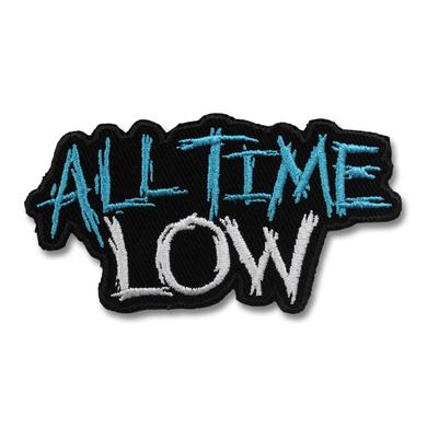 All Time Low Embroidered Name Patch