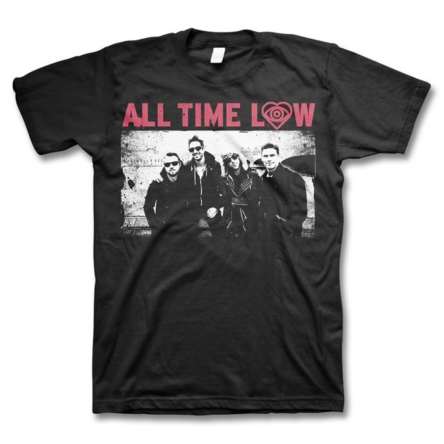All Time Low London Photo T-shirt