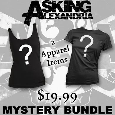 Asking Alexandria Women's Mystery Bundle (2 Apparel Items)