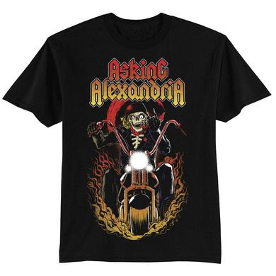 Asking Alexandria Ride for Death T-Shirt
