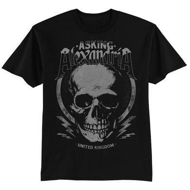 Asking Alexandria Skull Jack T-Shirt (Slim)