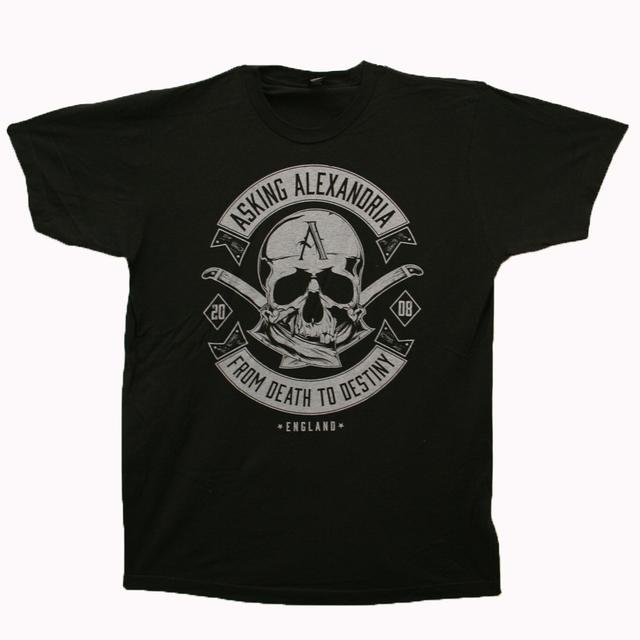Asking Alexandria Butcher Tour T-shirt