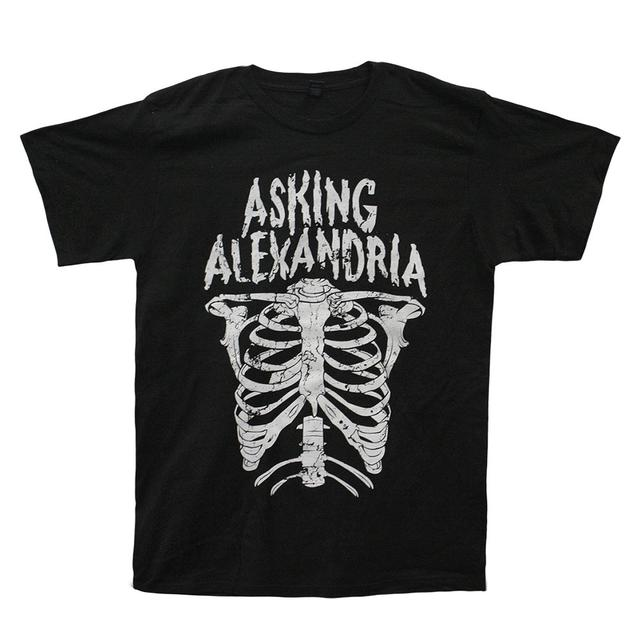 Asking Alexandria 2014 Moving On Tour T-Shirt