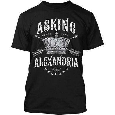 Asking Alexandria Crown Royal T-shirt