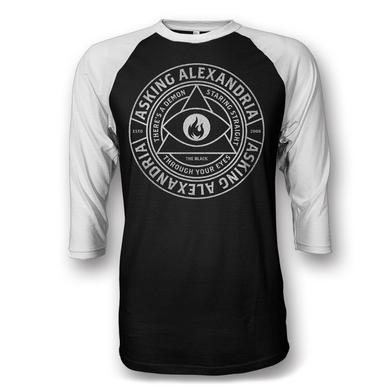 Asking Alexandria Eye Raglan