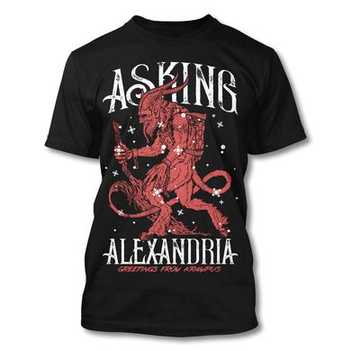 Asking Alexandria Krampus T-shirt