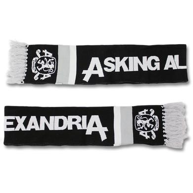 Asking Alexandria Family Crest Knit Scarf