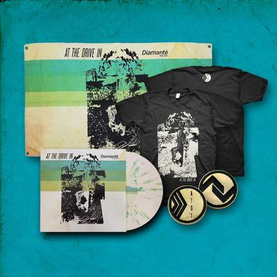 At The Drive-In Diamanté T-Shirt Bundle