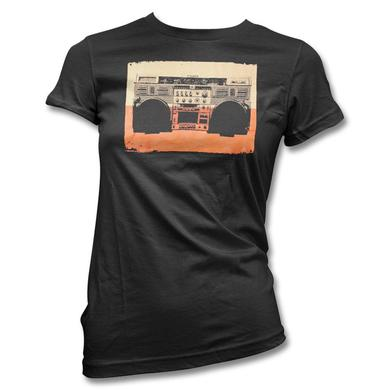 At The Drive-In Ghetto Blaster T-shirt - Women's