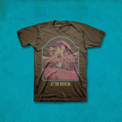 At The Drive-In Dunes T-shirt