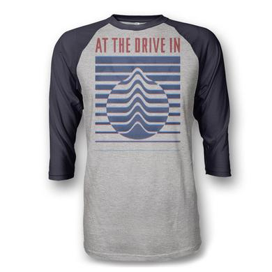 At The Drive-In Shape Phase Raglan Shirt