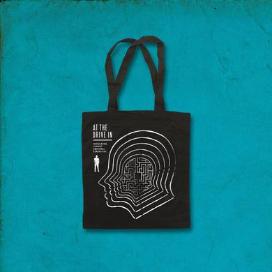 At The Drive-In Catscan Tote Bag