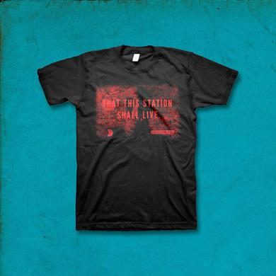 At The Drive-In Station T-shirt