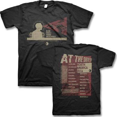 At The Drive-In Narco Tour T-shirt