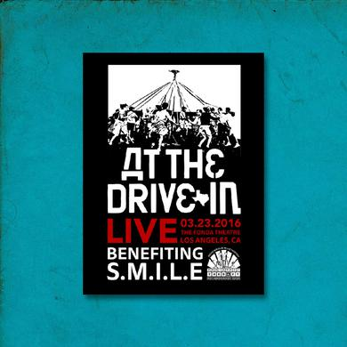 At The Drive-In S.M.I.L.E Charity Print