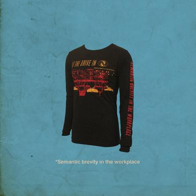 At The Drive-In Control Longsleeve T-shirt
