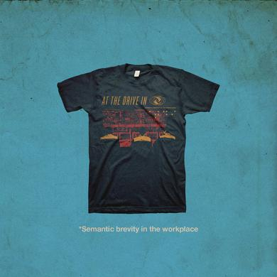 At The Drive-In Control T-shirt