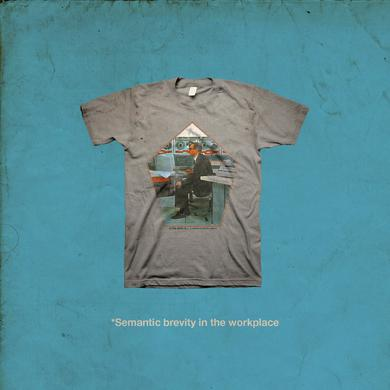 At The Drive-In Brevity T-shirt